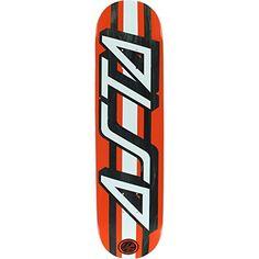 "Santa Cruz Skateboards Tom Asta Strip Skateboard Deck – 8″ x 31.6″: Deck Size: 8"" width x 31.6"" length Santa Cruz Skateboards Strip Deck is…"