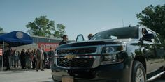 Chevrolet Suburban SUV in HOUSE OF CARDS (2017) Drama Tv Series, Chevrolet Suburban, House Of Cards