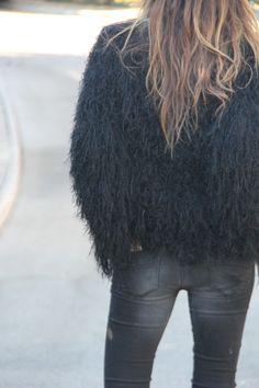 ★ //» Rock 'n' Roll Style ☆ Shaggy fur / mytenida