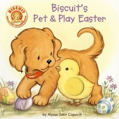 Biscuit's Pet & Play Easter by Alyssa Satin Capucilli, http://www.amazon.com/dp/0061128392/ref=cm_sw_r_pi_dp_51Qbrb16YB9WE