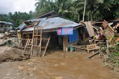 20 Dead in #Philippines Flooding
