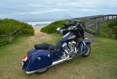 Blue Chieftain 2014'