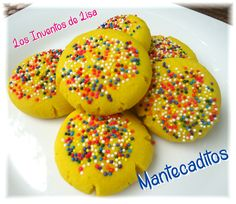 Im Cord . Puerto Rico Cookies, Puerto Rico Food, Spanish Desserts, Spanish Dishes, Baking Recipes, Cookie Recipes, Dessert Recipes, Cookie Desserts, Puerto Rican Bread Recipe