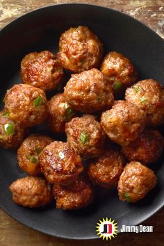 Can an appetizer be just too appetizing? It can when you pack delicious Jimmy Dean premium sausage with signature seasoning, shredded sharp cheddar and jalapeño peppers into a ball. Best part? You can tell who your biggest snack fan is as the toothpicks pile up. Maybe that's why they're optional.