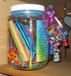Baby Memory Jar