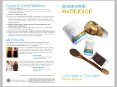 Checkout Arbonne's Evolution for weight management! Launched Mother's Day weekend in Vegas & sold out in less than a month! www.KathyGover.myarbonne.com