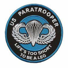 US Paratrooper Airborne