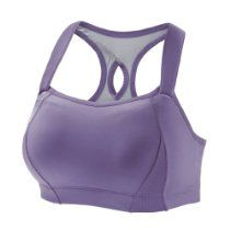 Moving Comfort Women's Juno Bra, Grape Soda, 32DD  From Moving Comfort
