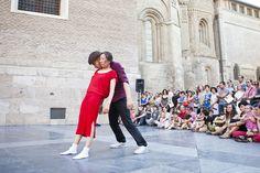 Jang Eun Jung Dance Company   por Danza Trayectos