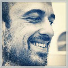 Chef Rubio smile ^-^ Prince Charming, Bad Boys, Gentleman, Crushes, Handsome, Beautiful Things, Random Stuff, Men, Smile