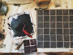 Block Printing, Sarah Golden