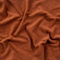 Burnt Orange Fuzzy Wool Knit 324731 Don't get burnt out looking for the perfect fabric, this Burnt Orange Fuzzy Wool Knit is right in front of you. A soft and fuzzy hand, a fantastic stretch along the weft, and a moderately sturdy drape make it a wonderfu Orange Color Palettes, Burnt Orange Color, Colour Pallette, Orange Aesthetic, Retro Aesthetic, Mood Fabrics, Color Harmony, Orange Fabric, Colour Board
