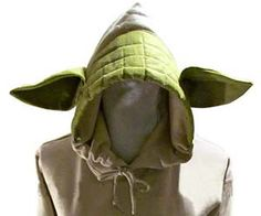 Introducing the Yoda hoodie. Half Jedi robe, half Jedi master, and all around awesome. This one of a kind custom made hoodie provides a relaxed, comfortable...