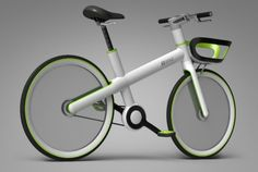 T-bike by Jung Geun Tak & Shinhyun Kang of T.K studio - Bicycle Concepts Velo Design, Boat Design, Bicycle Design, Amazing Meaning, E Mobility, Bike Trailer, Urban Bike, Bike Style, Pedal Cars