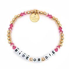 Name Jewelry, Custom Jewelry, Name Bracelet, Word Bracelets, Alphabet Beads, Ride Or Die, Bijoux Diy, Crystal Bracelets, Bracelet Designs