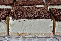 Schaum, Tiramisu, Baking, Cake, Ethnic Recipes, Sweet, Food, Muffins, Whipped Cream