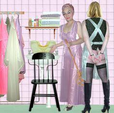 Aunt Anna plastic salon