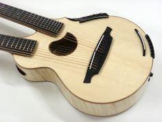 Brunner Guitars BC Custom Double Neck