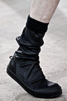 Rick Owens SS16 #fashion