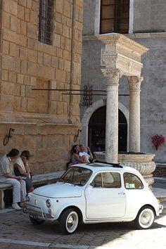 Fiat #TuscanyAgriturismoGiratola