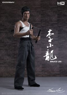 Bruce Lee figurine HD Masterpiece Enterbay