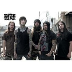 SUICIDE SILENCE IS MAKING SOME NOISE! http://punkpedia.com/punk-rock-bands/suicide-silence-is-making-some-noise-6932/
