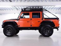 2014 Land Rover Defender 110 2.2 D XS Crewcab Pickup 4dr