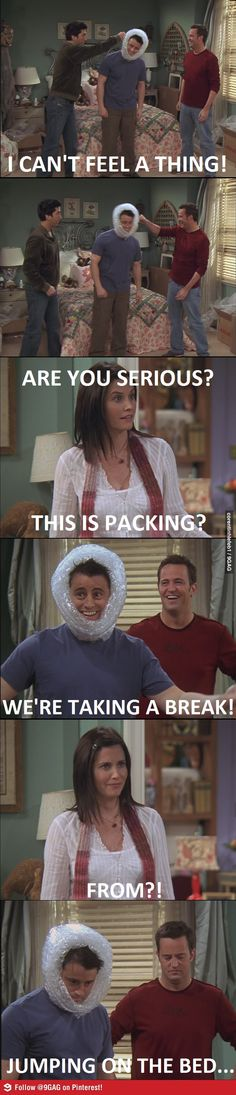 lol i love friends!
