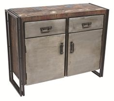 Moti Furniture Addison 2 Door Buffet with 2 Drawers MOTI Furniture Cheap Furniture, Dining Furniture, Home Furniture, Reclaimed Furniture, Accent Furniture, Industrial Furniture, Furniture Ideas, Rustic Sideboard, Sideboard Buffet