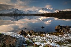 Mountain Lake by Tony Prower on 500px