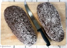 An easy Double Chocolate Biscotti Recipe that is perfect to serve with coffee or share as gifts during the holidays. | Chocolate Biscotti | Double Chocolate Biscotti | Biscotti Recipe | Valentine's Day Recipe Chocolate Color, Chocolate Flavors, Double Chocolate Biscotti Recipe, Shaped Cookie, Unsweetened Cocoa, Salted Butter, Vegetarian Chocolate, Coffee Break, Holidays