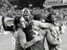 Picture Perfect: Rick Morrison, the Sounders, the rain