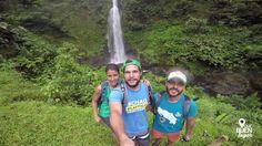 Costa Rica: Catarata La Muralla - Turrialba ¡Qué buen lugar! HD