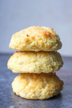 Keto FatHead Rolls (Almond Flour Free) Add 1 Tbsp baking powder for fluffy rolls or 1 tsp for flatter