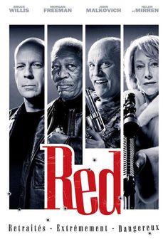 RED (2010) Regarder RED (2010) en ligne VF et VOSTFR. Synopsis: L'heure de la retraite a sonné ! Mais dans certaines professions, la transition peut s'avérer ...
