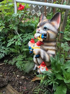 For all Cats lovers who don't fancy gnomes