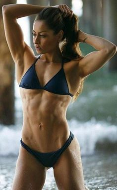 The Fitness Girlz is an online community to inspire and motivate with the strongest muscle and fitness girls. Join us and discover The Fitness Girlz Ripped Girls, Girls With Abs, Hot Girls, Girls Fit, Fitness Models, Fitness Motivation, Muscle Girls, Body Fitness, Fit Chicks