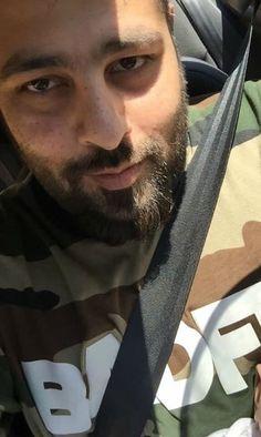 b8aad257923 Badshah in an Instagram selfie in October 2017... Rapper