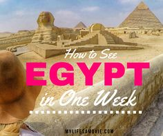YES, Egypt is SAFE to travel in again! But since so many people still listen to the new, that means you can see Egypt without crowds in as little as a week! Egypt Travel, Africa Travel, Spain Travel, Places To Travel, Places To Visit, Egypt Culture, Travel Movies, Visit Egypt, Morocco Travel