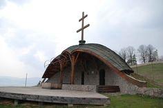 csiksomlyo harmarhalom oltar – Imre Makovecz