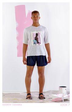 Andrew Coimbra Spring Summer 2016 Primavera Verano Lookbook - #Menswear #Trends #Tendencias #Moda Hombre - F.Y!