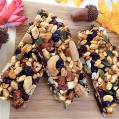 Wanna know how to make these yummy granola bars? Soon on my channel Most probably already today