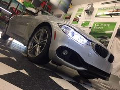 Mr Abdule, Your BMW 428I looks absolutely stunning!!! THANK YOU for trusting The Spokane Shop and choosing our Premium Package for your whip! Not to mention, tinting your entire front windshield looks sick!!!  #BMW #WindowTinting