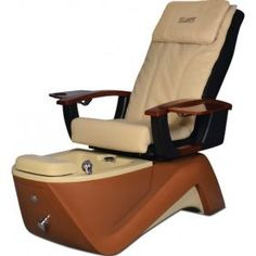 PSU NS 318 Pedicure Spa Chair   $1,785.00 Pedicure Spa Chair: Shiatsu massage system - rolling, tapping, kneading, multifunction Power seat - recline, forward, backward...