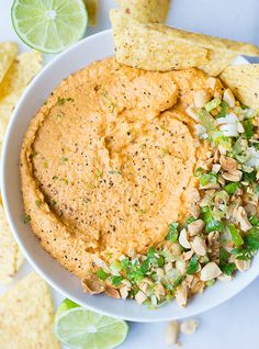 10 Hummus Recipes To Rule The Snack Game+#refinery29