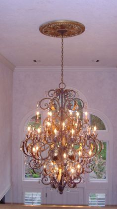 It's all about the lighting.  From Bella Casa..my favorite!