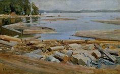 Tukkilautta (1886)