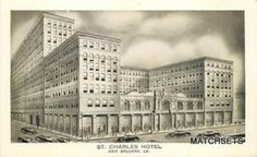 vintage new orleans hotel photos | vintage new orleans hotel photos | click to enlarge