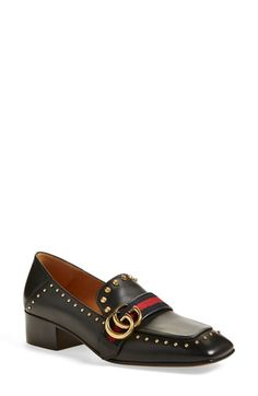Gucci 'Peyton' Loafer (Women) available at #Nordstrom