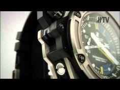 KING POWER OCEANOGRAPHIC 1000 TITANIUM video on Presentwatch